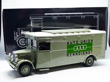 Premium Classixxs 1934 NAG Bussing Renntransporter Auto Union Renndienst 1/18