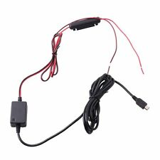 Car Camera Hardwire Kit Car Charger with Micro-USB