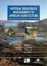 Natural Resources Management in African Agriculture: Understanding and Improving