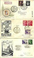Lote SOBRES CONMEMORATIVOS PRIMER CENTENARIO  Años 1948/9