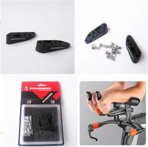 FOURIERS TRIATHLON BAR height adjustable Adapter 43g for mtb road bike rest bar