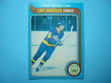 1979/80 O-PEE-CHEE NHL HOCKEY CARD #232 DAVE TAYLOR EX+ EX/NM SHARP!! 79/80 OPC