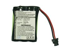 3.6V battery for Panasonic TRU9380, TRU-5865, TRU-448-2, TRU-5885, TRU9360, TCX4