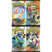 1 POKEMON SUN & MOON COSMIC ECLIPSE BOOSTER PACK | 1 BOOSTER PACK