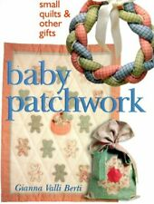 Baby Patchwork  Small Quilts   Other Gifts