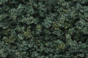 Dark Green Underbrush (Bag) - OO/HO busches Woodland Scenics FC137