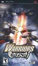 Warriors Orochi (Sony PSP, 2008)