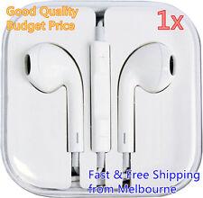 New EarPods Earphones Earbuds Headphones for Apple Phone 4 5 S 6 Plus iPad iPod