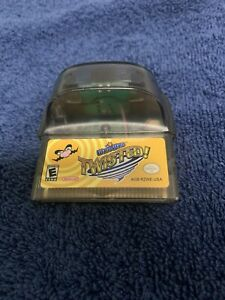 WarioWare Twisted! Nintendo Game Boy Advance Authentic Tested Very Nice!