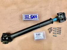 LAND ROVER DEFENDER TD5 300 tdi FRONT PROPSHAFT wide angle GKN Spicer TVB100610G