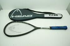 Head Ti 120 Squash Racket Racquet With Case