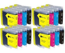 Multi Pack 16 cartuchos compatibles Tinta NONOEM LC1000 LC970 B C M Y