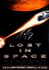 LOST IN SPACE - 1998 - Filmplakat - Chabert - Oldman - Hurt
