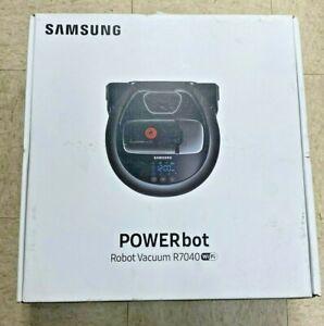Samsung R7040 Wi-Fi Connectivity Electronics Robot Vacuum (SR1AM7040WG) - NEW