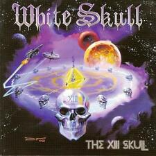 WHITE SKULL - THE XIII SKULL - CD SIGILLATO 2004