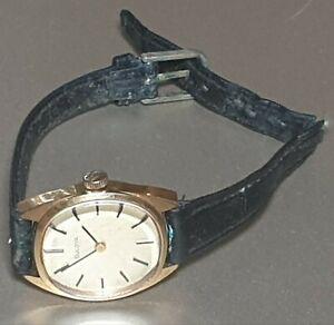 Vintage Bulova 4-192016 Ladies Swiss Made - unchecked - spares & repair -