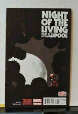 Night of the Living Deadpool #1-4 full set March 2014