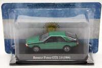 IXO 1:43 Altaya Renault Fuego GTX 2.0 1984 Diecast Models Auto Limited Edition