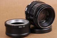 Zebra Helios-44-2 lens Helios 44-2 58mm F2 for Zenit Russian Lens for Sony E NEX