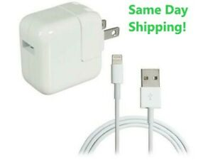 OEM Genuine Apple iPad 2 3 4 Air 12W USB Power Adapter A1401