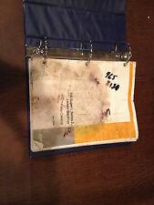 CASE 580 SUPER L SERIES II LOADER BACKHOE PARTS CATALOG BOOK