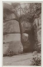 Bell Rock High Rocks Tunbridge Wells 1939 RP Postcard 212a