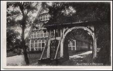 ALTENLANDE Bez. Hamburg altes Bauernhaus ca. 30/40er J.