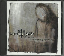 THREE DAYS GRACE I have everything PROMO Radio DJ CD Single 3 about you
