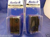 TWO Marlin 22 magazine 7 Round 22 Mag 17 HMR for 882 25MN 982 Blue 22 Magnum
