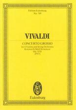 Vivaldi: L'Estro Armonico Concerto grosso B minor (Study... ETP749