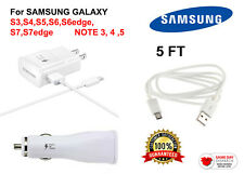 For Samsung, fast-charger car charger for Galaxy S3,S4,S5,S6,Note 3,4,5 | WHITE