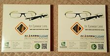 Glasernclear Liquid Glass Protective Coating For Eyewear Lens   2 Pack