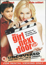 The Girl Next Door - DVD -  Emile Hirsch, Chris Marquette, Elisha Cuthbert