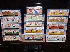 LIONEL Spirit of '76 Commemorative Set 1976 15-PIECE O/027-GAUGE TRAIN SET NICE!