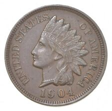1904 Indian Head Cent - Charles Coin Collection *350
