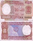 Inde - India billet neuf de 2 rupees pick 79 UNC