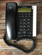 BT Converse 2300 Telephone Black with Hands-free, Caller ID & Headset Port