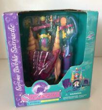 Trendmasters Starcastle NEPTUNE BUBBLE Castle Playset Polly Pocket NEW princess