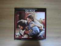 ERIC CLAPTON RUSH OST 1992 Korea Orig Vinyl LP INSERT