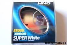 H3 100W XENON SUPER BRIGHT WHITE BULBS 5500K X 2 / PAIR LIGHTS 12V GAS FIELD NEW