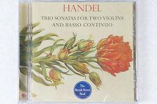 Händel Trio Sonatas for two violins basso continuo The Scott Street Band (Box3)