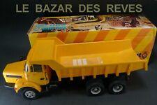 JOUETS MONT BLANC. Camion BERLIET GBH 280. + boite.