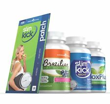The Detox & Diet Weight Loss Bundle Pack for Women 1 Month Evolution Slimming