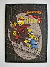 1994 SKYBOX THE SIMPSONS SERIES 2 *ARTY ART* CHASE CARD A4 **RARE**