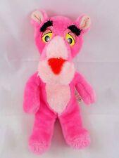 "Mighty Star Pink Panther Plush 1980 11"" Stuffed Animal"