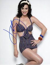 "1797 Katy Perry Pop Diva Autographed Signed Autograph 8x10"" Photo"