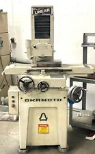 Okamoto Model 6-12/14 Linear Surface Grinder - Machinist