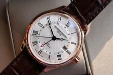 Frederique Constant FC-350MC5B4 Classics Automatic GMT 42mm Men's watch
