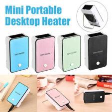 Mini Tragbare Elektroheizung Heizgerät Heizung Desktop Heizlüfter Winterwärmer