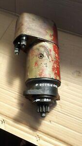 24v KB Bosch Starter
